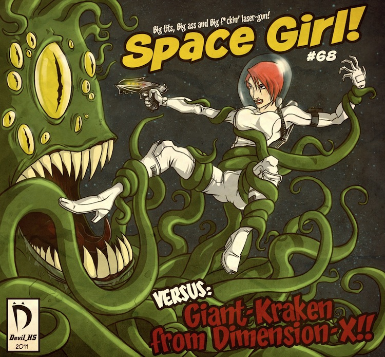 1470x1361_10209_Space_Girl_2d_sci_fi_girl_tentacles_retro_spaceman_alien_battle_picture_image_digital_art.jpg
